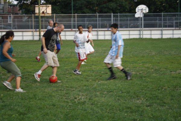 Campbell Park Soccer