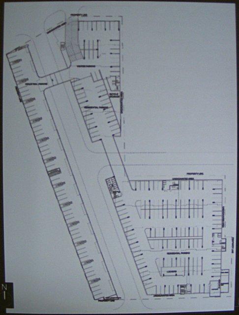 Proposed 362 Wallace Ave. Development - Basement Level
